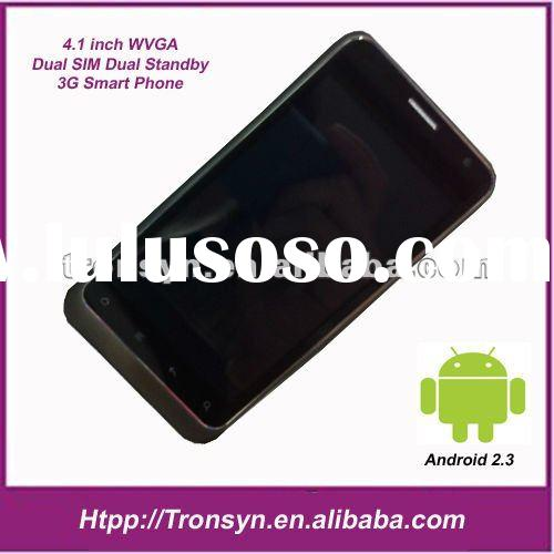 2012 Best-selling dual sim 3g android smart phone support video call
