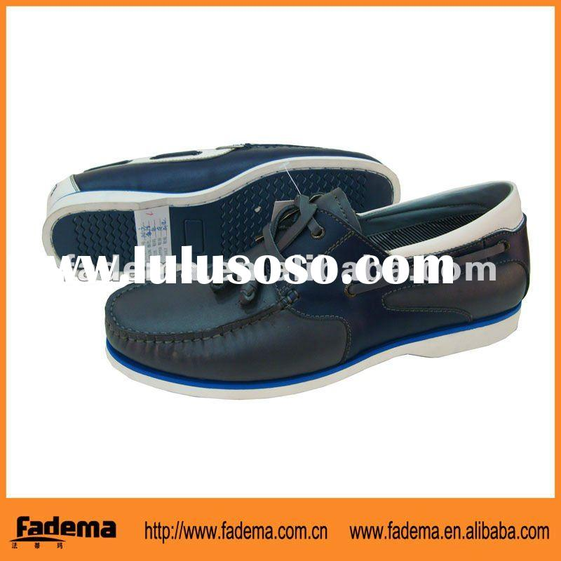 2012 FALL FASHION CASUAL MEN LEATHER SHOE