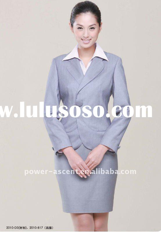 2012 ladies office uniform wear women formal suit