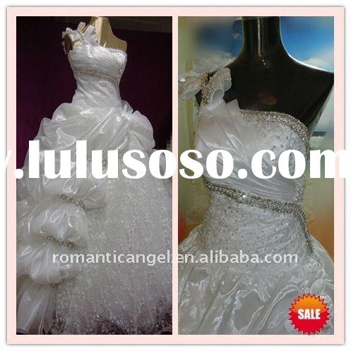 2012 new style ball gown bridal dress
