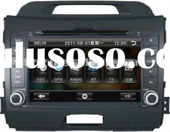 2012 newest car atuo /car dvd player /car audio/ car pc android for sportage