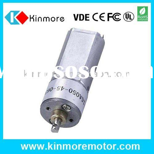 24V Motor, DC Gear Motor,Mini Gear motor for Valves and Electric Lock