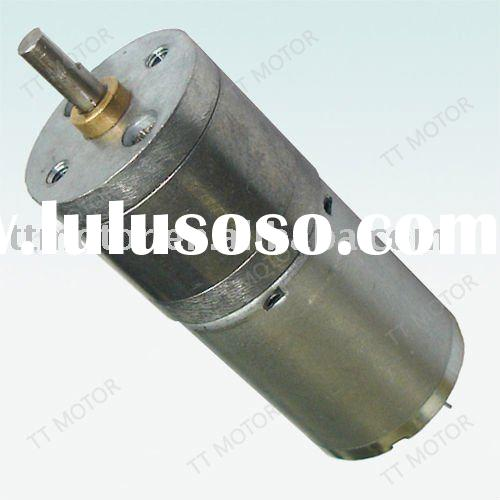 25mm dc motor with gearbox,Can be equipped with encoder
