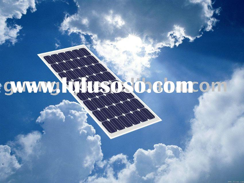 270w mono crystalline solar panel photo voltaic module solar energy renewable energy sun power