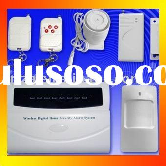 28USD/SET Home Wireless & Wired Anti-theft security Alarm System anti-robber alarm anti-theft al
