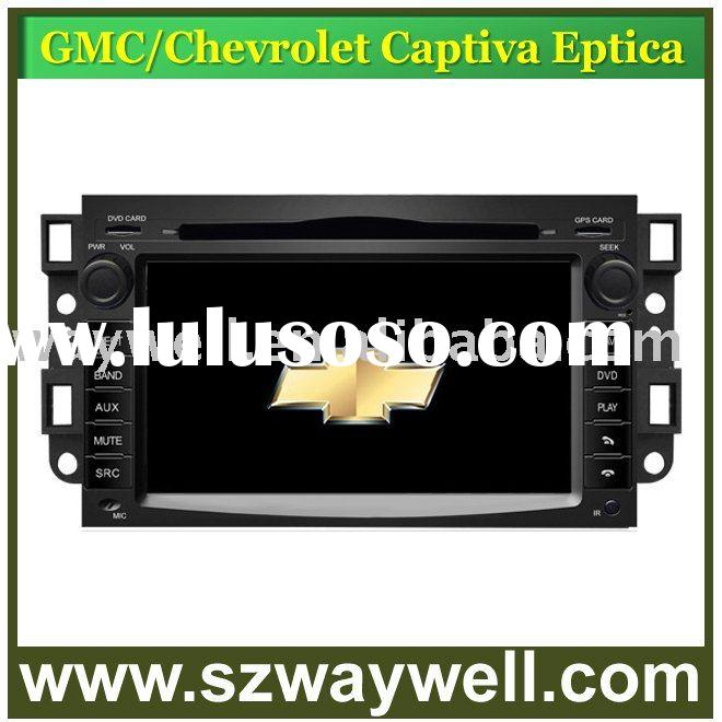 2 DIN 6.2 inch integrated car DVD Player special for Chevrolet New Epica, New Lova, New Spark, Capti