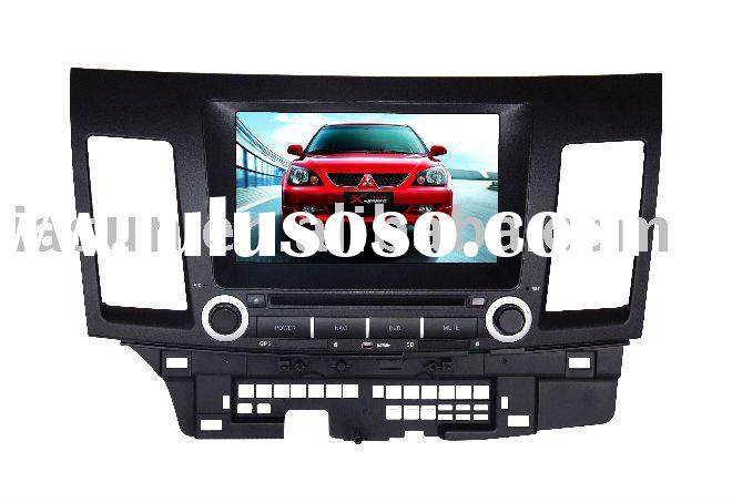 2 Din Car DVD for MItsubishi Lancer EX with GPS Bluetooth TV Ipod