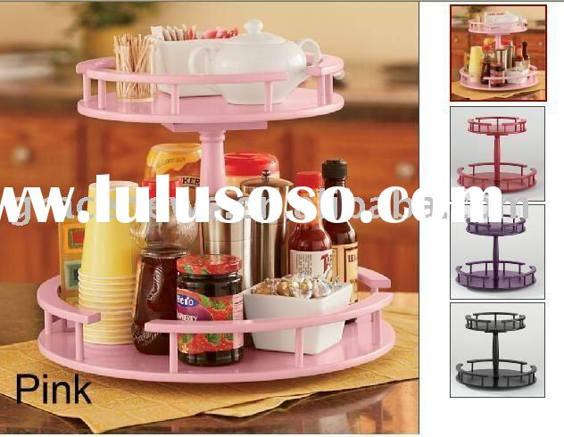 Two Tier Lazy Susan Two Tier Lazy Susan Manufacturers In