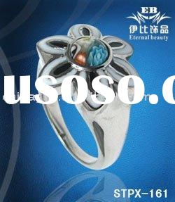 316L Stainless Steel Ring,fashion jewelry,paypal