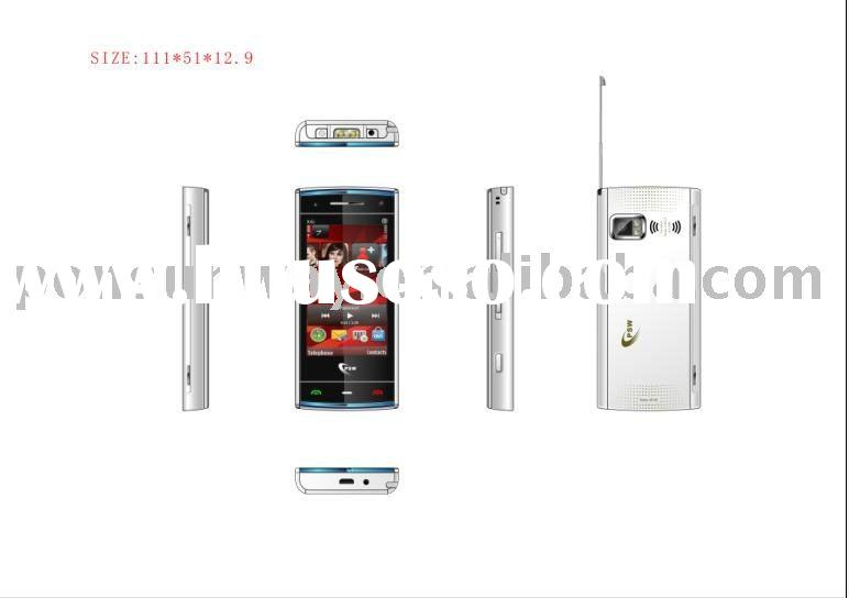 "3.0""TOUCH SCREEN Dual SIM Card Standby PSW P66 Mobile Phone"