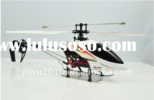 3.5CH Single propeller remote control helicopter with gyro