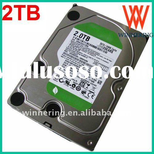 "3.5"" 64MB 2TB Computer/Desktop Internal Sata Hard Drive"