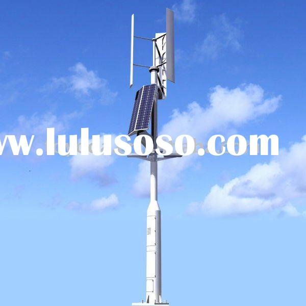 400W LED wind and solar street light