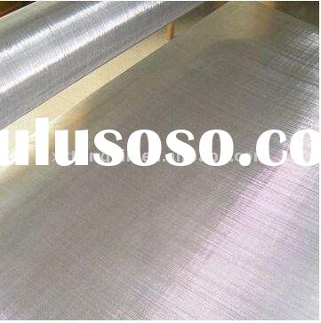 400 mesh knitted wire stainless steel filter wire mesh