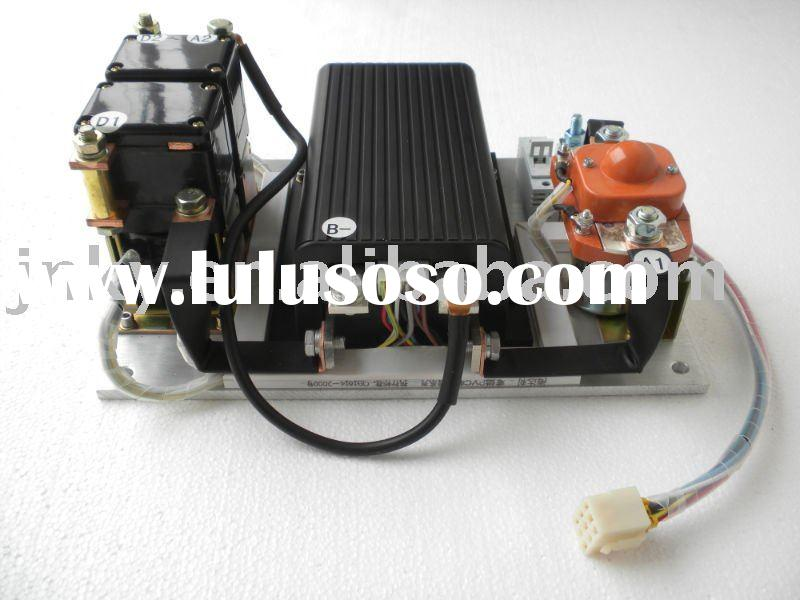 48V Assembly with Reversing Contactor DC Motor Speed Controller