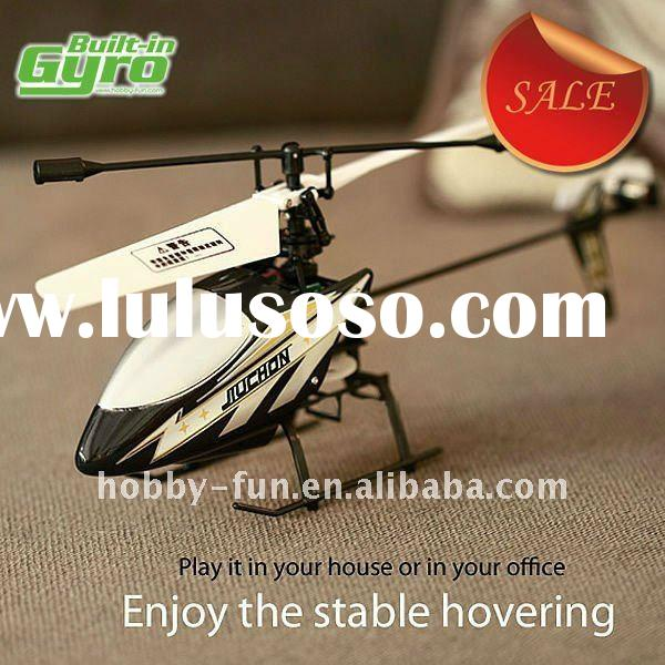 4 Ch 2.4G Single Blade RC Helicopter Radio Control Toys With Gyro