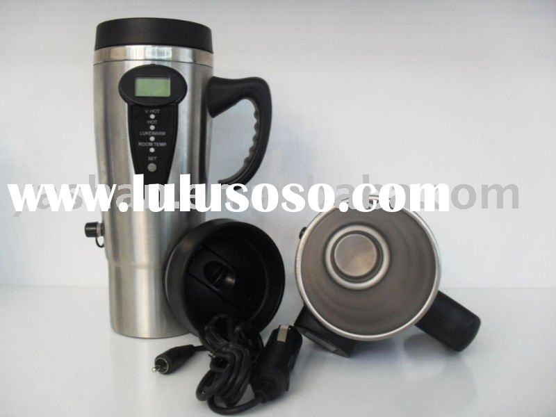 500ml promotion double stainless steel auto Mug