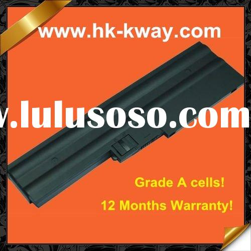 5200mAh Laptop Battery For IBM ThinkPad T61,R61,R61e,R61i ,R400,T400 14 inch widescreen Battery