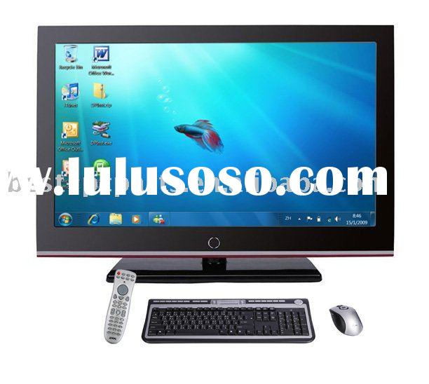 55inch LCD computer all in one with TV,PC+LCD+TV,( all models are upgradeable !!! )