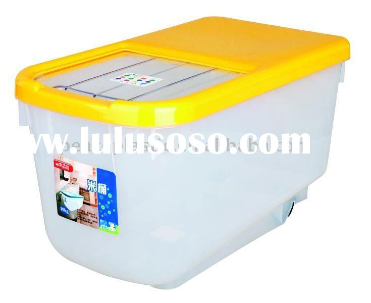 5KG rice storage box,pet food storage container,plastic ocntainer