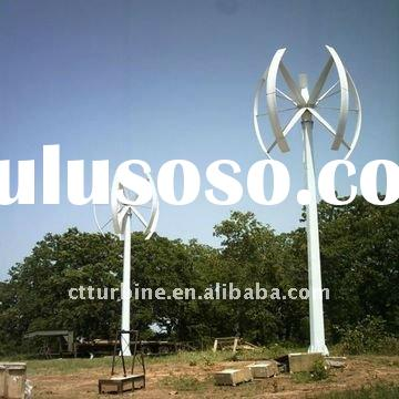 5kw maglev vertical wind turbine