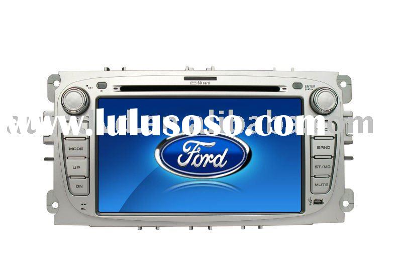 7'' CAR DVD/ GPS/ TV for Ford Mondeo, New Focus