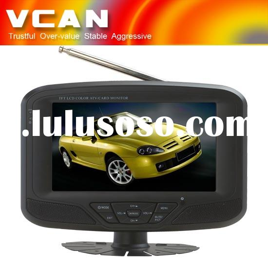 "7"" LCD TV with ATSC Tuner"