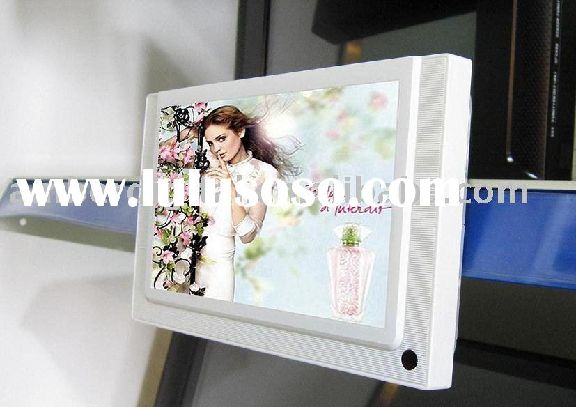 "7""LCD advertising Players for supermarket shelf,in-store advertising player,Advertising Display"