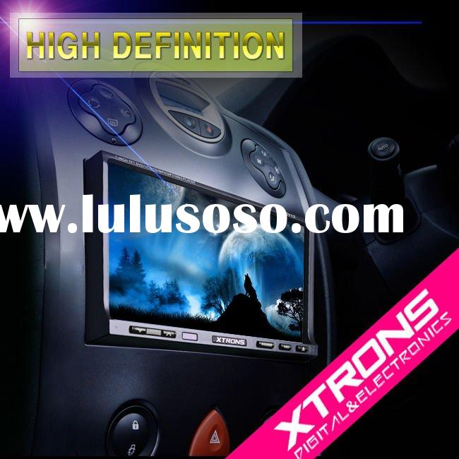 "7"" Touch Screen auto radio player DVD player with TV receiver (TD713)"