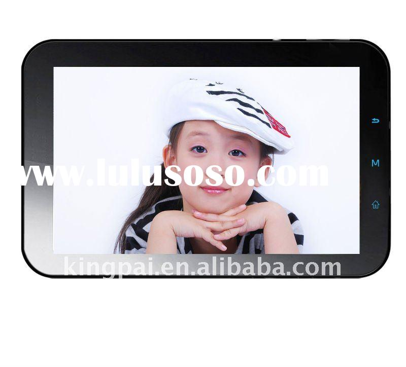 7 inch 3G tablet PC gps android 2.3 dual camera bluetooth 3.0 Gyroscope+compas