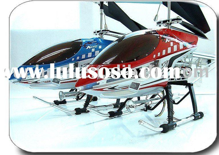 91CM rc helicopter 3.5ch r/c radio control 3.5channel gyro metal airplane hobby RC toy (QS 8501) wit