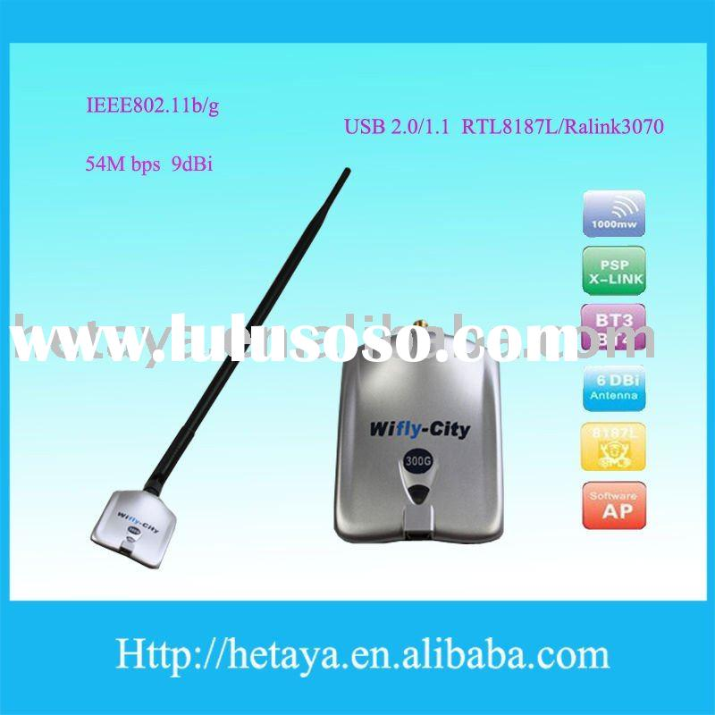 9dbi 300G High power USB wireless wifi adapter