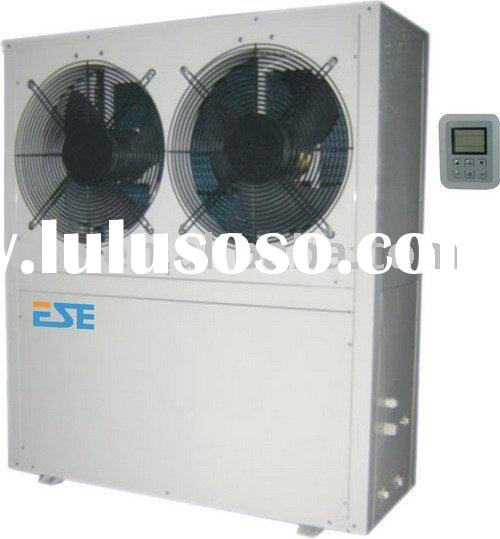Air Source Heat Pump With Copeland EVI Compressor