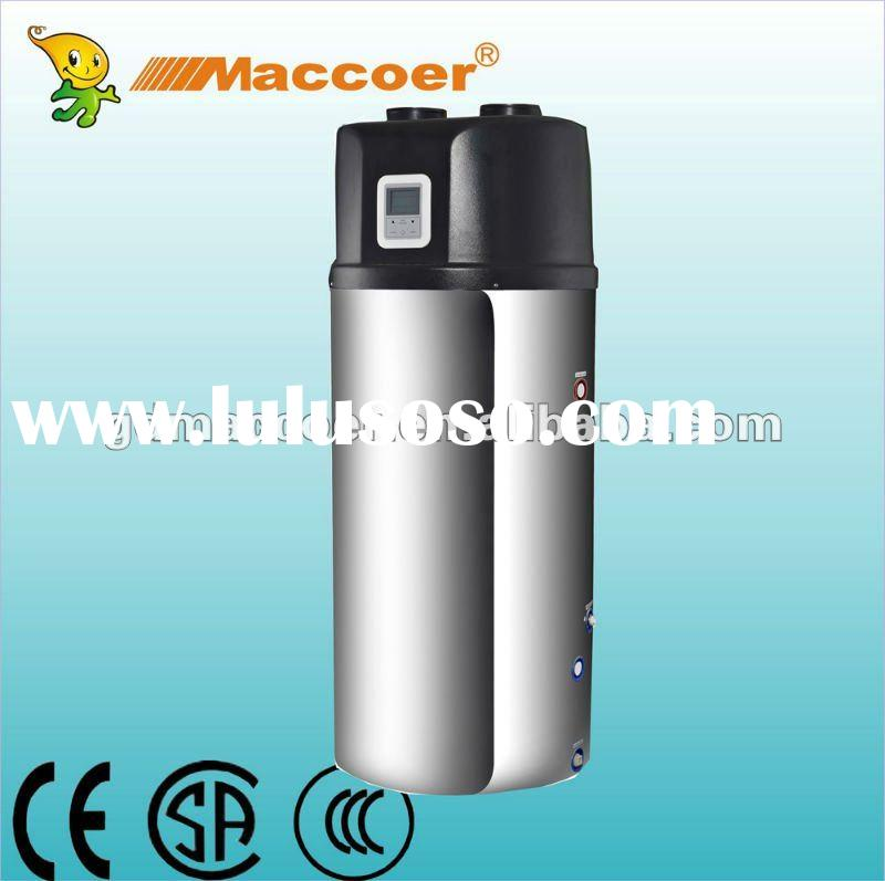 All in one Air source Heat Pump Water Heater
