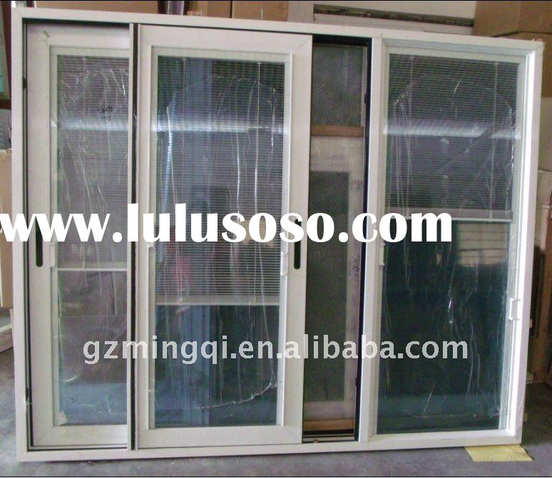 Sliding Glass Doors with Mini Blinds 774 x 671
