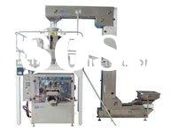 Automatic Bag Filling and Sealing Machine for solid