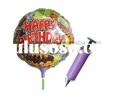 Balloon/Auto inflated balloon/nylon balloon/mylar balloon/party suppliers
