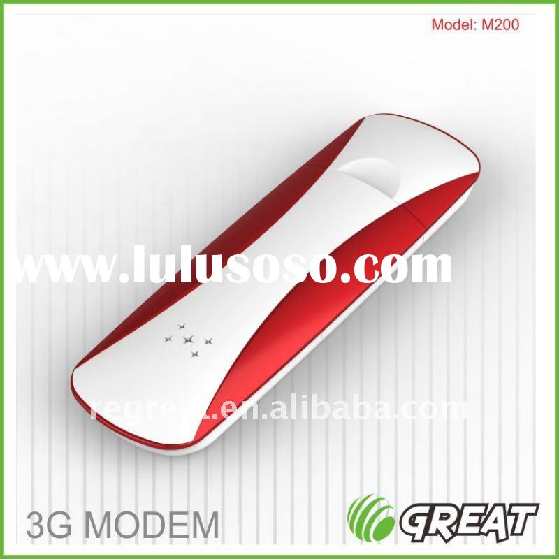 Best HSDPA 7.2Mbps 3g wireless modem equal to ZTE and HuaWei