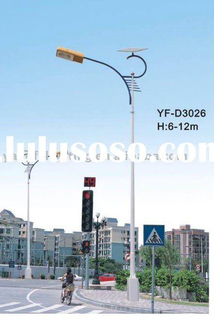 Business integrity, quality assurance Solar lamp of YF-D3026