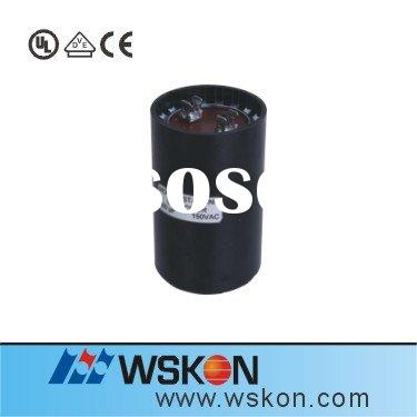 CD60B series AC motor start capacitor
