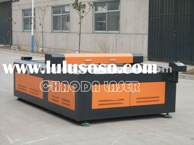 CHAODA high quality laser cutting machine for plywood and acrylic