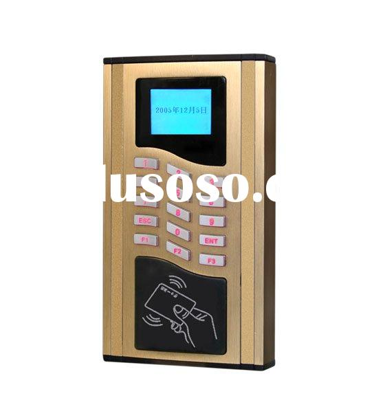 CHD602T Access Control RFID card reader EM card reader with Keypad and LCD