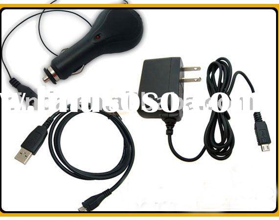 Car+Wall Charger+USB Cable for Nokia C3 C5 C6 E5 N8