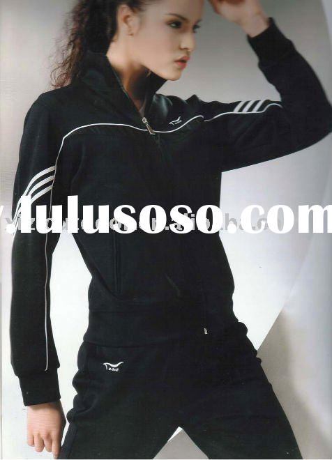 Cheap women sports wear for spring,autumn