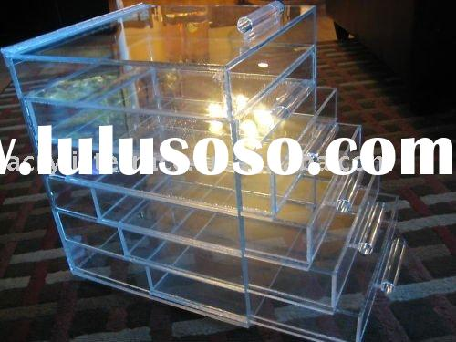 Clear Acrylic Jewelry Drawer Organizer