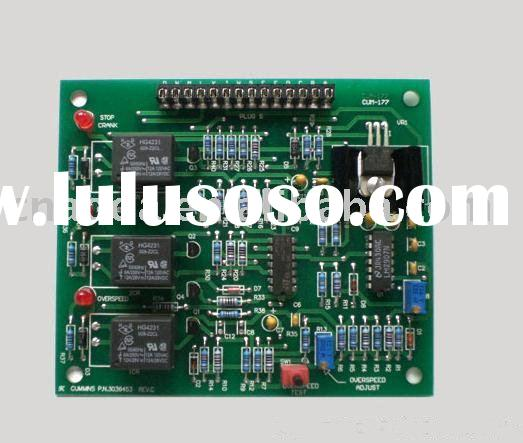 Cummins Control Panel 3036453/dc motor speed controller/ac motor speed controller