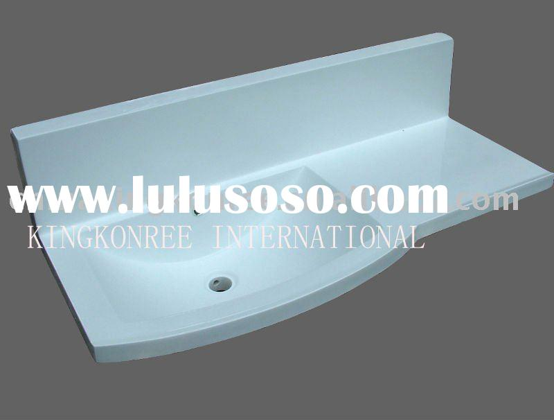 Customized Solid Surface Bathroom Sink