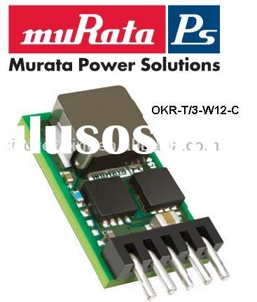 DC/DC Converters,OKR-T/3-W12-C,Murata Power supply distributor!