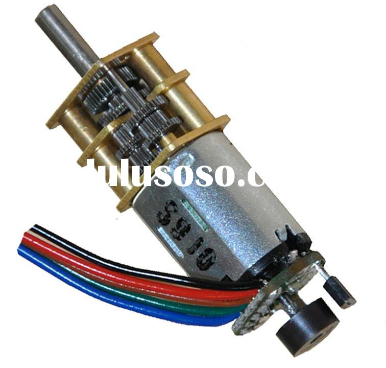Dc Motor 5v With Gear box,and Encoder