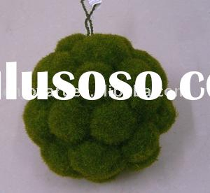 Decorative Artificial Moss Ball Craft Flower